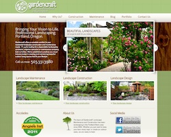 Gardencraft Landscaping in Portland Oregon