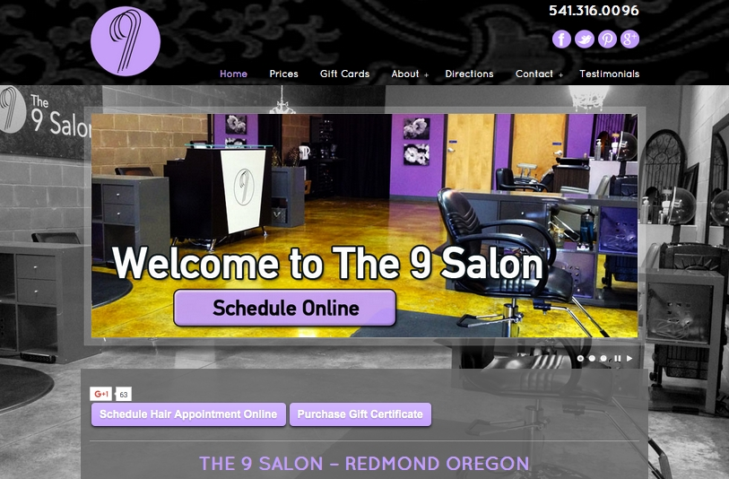 www.the9salon.com
